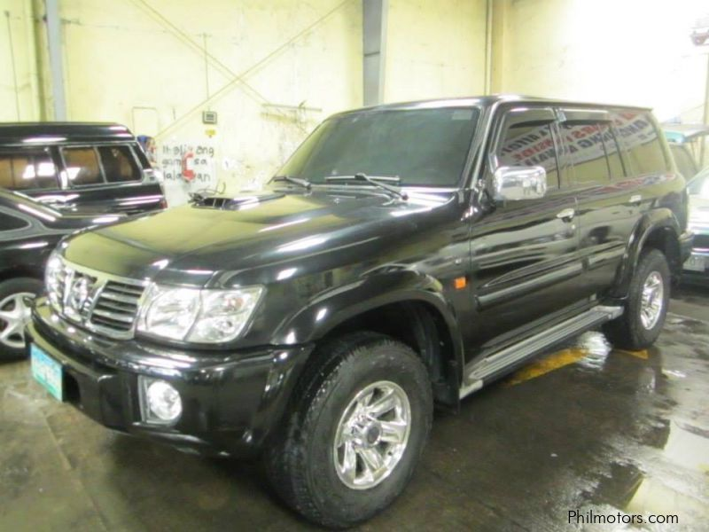 Used Nissan Patrol for sale in Las Pinas City