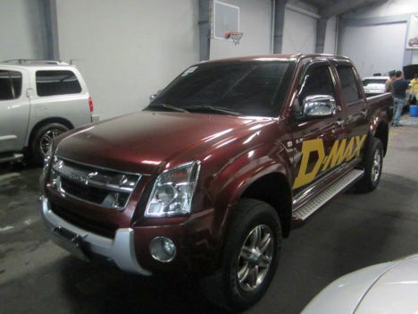 Used Isuzu D-Max for sale in Las Pinas City