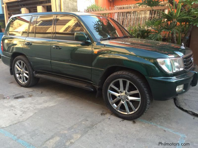Used Toyota Land Cruiser VX for sale in Las Pinas City