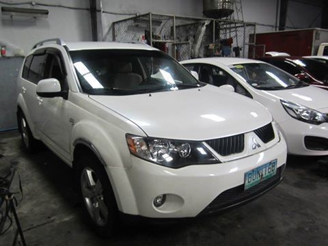 Used Mitsubishi Outlander for sale in Las Pinas City