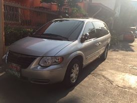 Used Chrysler Town and Country for sale in Las Pinas City