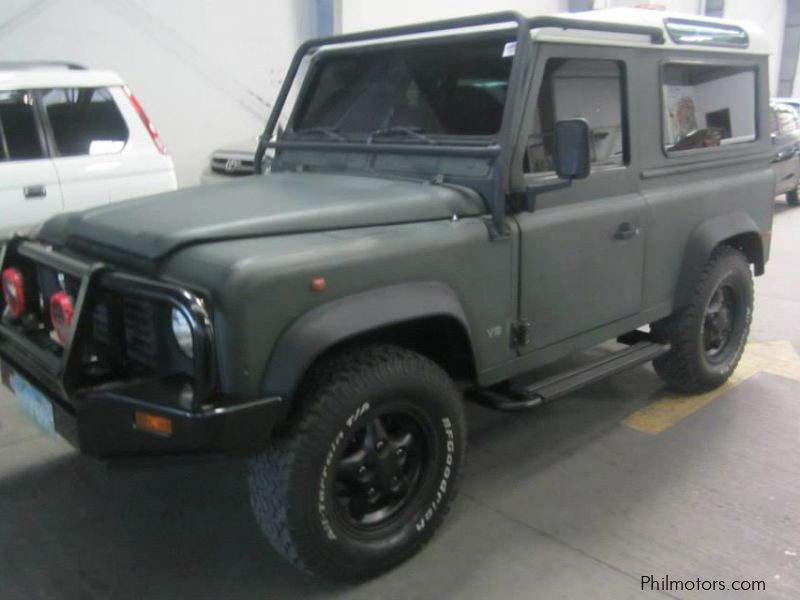 Used Land Rover Defender Armored for sale in Las Pinas City