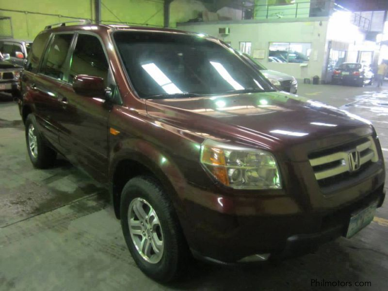 Used Honda Pilot for sale in Las Pinas City