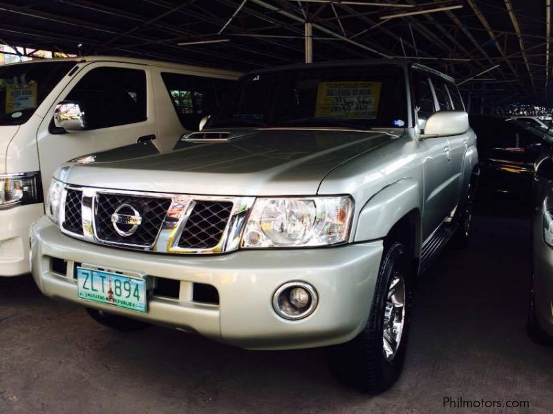 Used Nissan Patrol Super Safari for sale in Las Pinas City