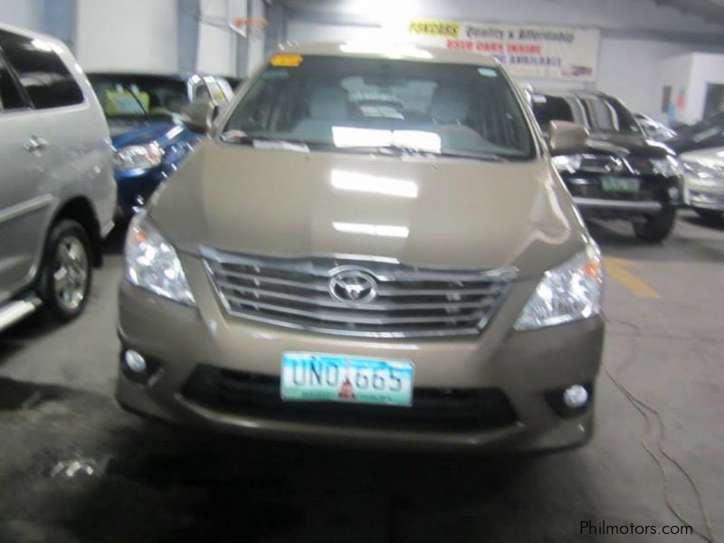 Used Toyota Innova for sale in Las Pinas City