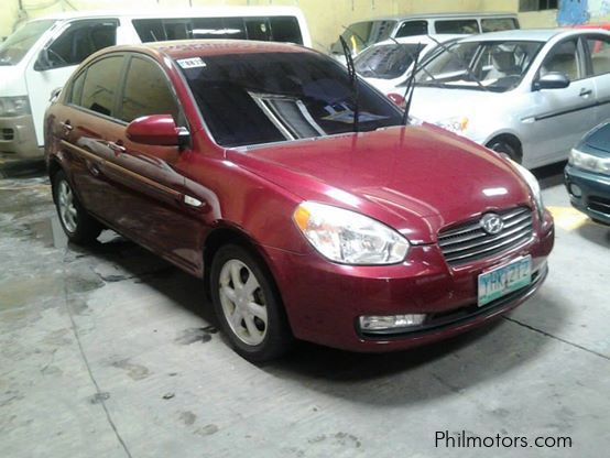 Used Hyundai Accent for sale in Las Pinas City