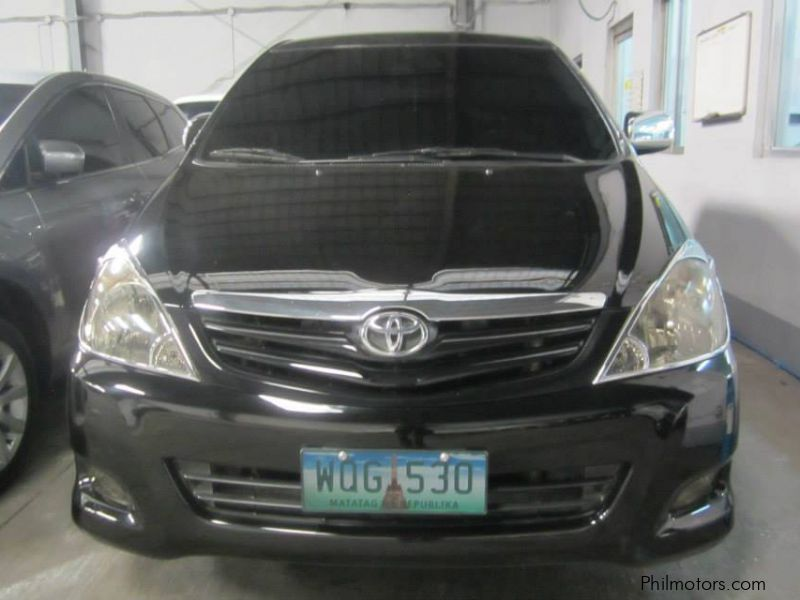 Used Toyota Innova  G A/T for sale in Las Pinas City