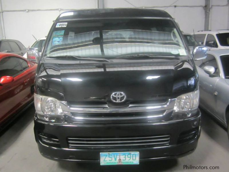Pre-owned Toyota Hi-Ace  for sale in Las Pinas City