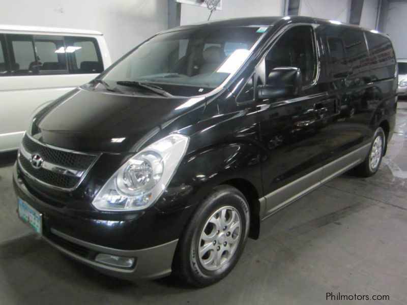 Used Hyundai Starex for sale in Las Pinas City