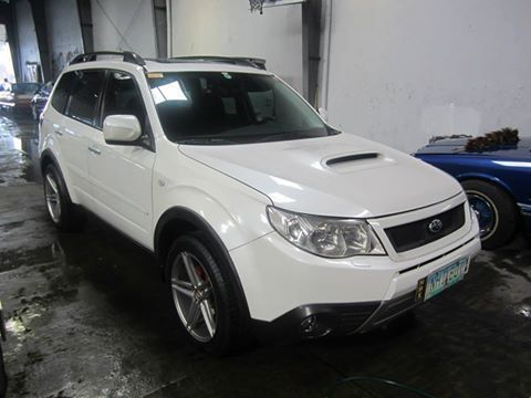 Used Subaru Forester for sale in Las Pinas City