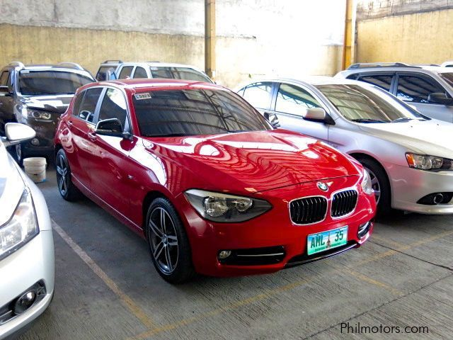 Used BMW 118d for sale in Quezon City