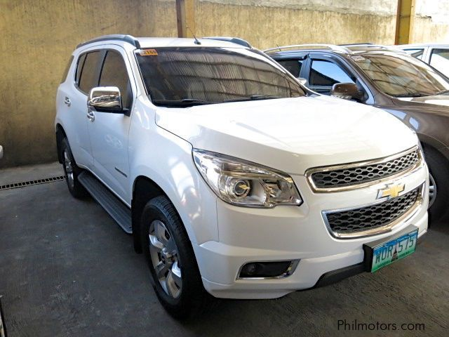 Used Chevrolet Trailblazer for sale in Quezon City