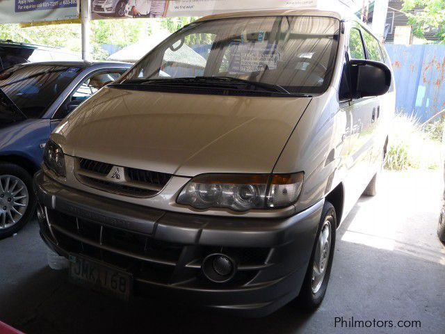 Used Mitsubishi Space Gear for sale
