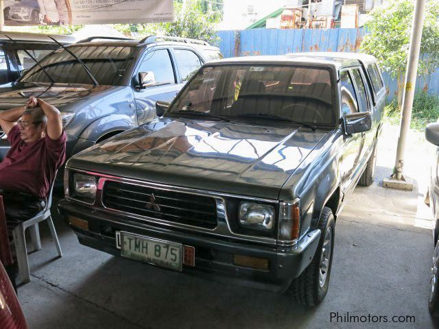 Used Mitsubishi L200 for sale in Pasay City