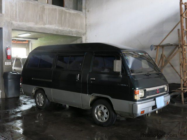 Used Mitsubishi L300 Versavan for sale in Cavite