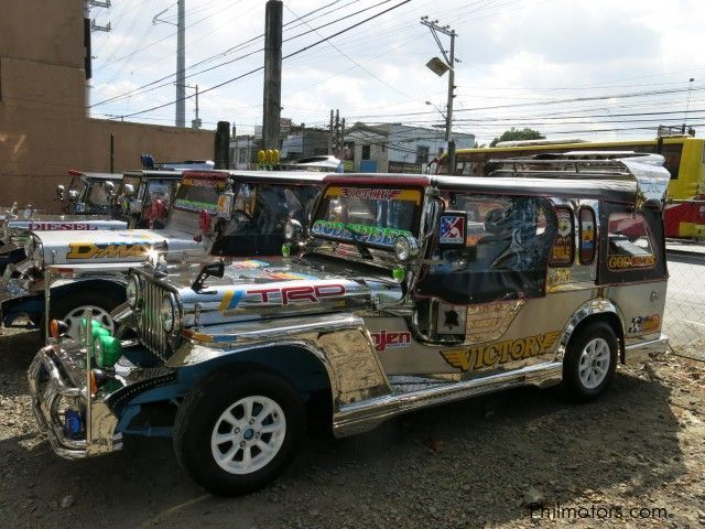 Pre-owned Owner Type Jeepney for sale in