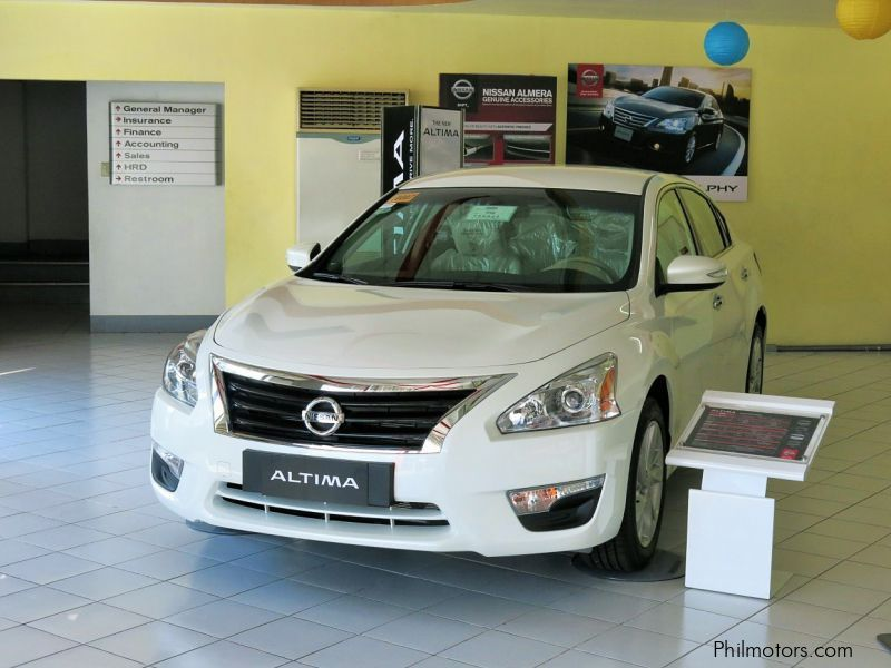 New Nissan Altima for sale in Muntinlupa City