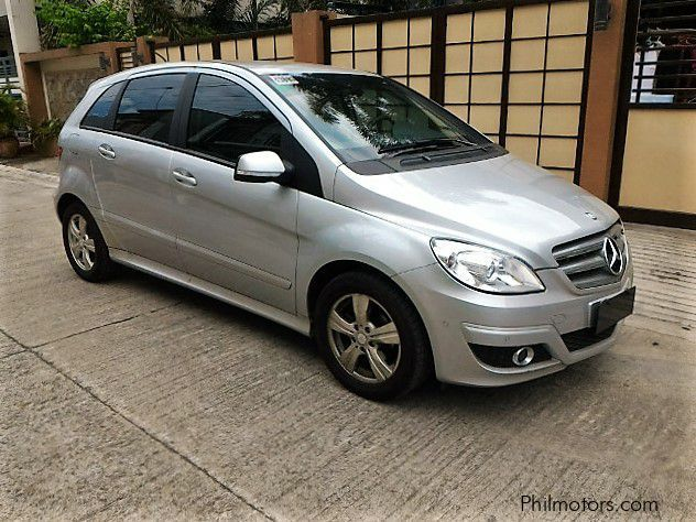 Pre-owned Mercedes-Benz B160 for sale in Quezon City