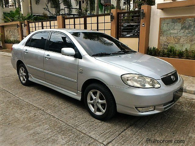 Used Toyota Altis for sale in Quezon City