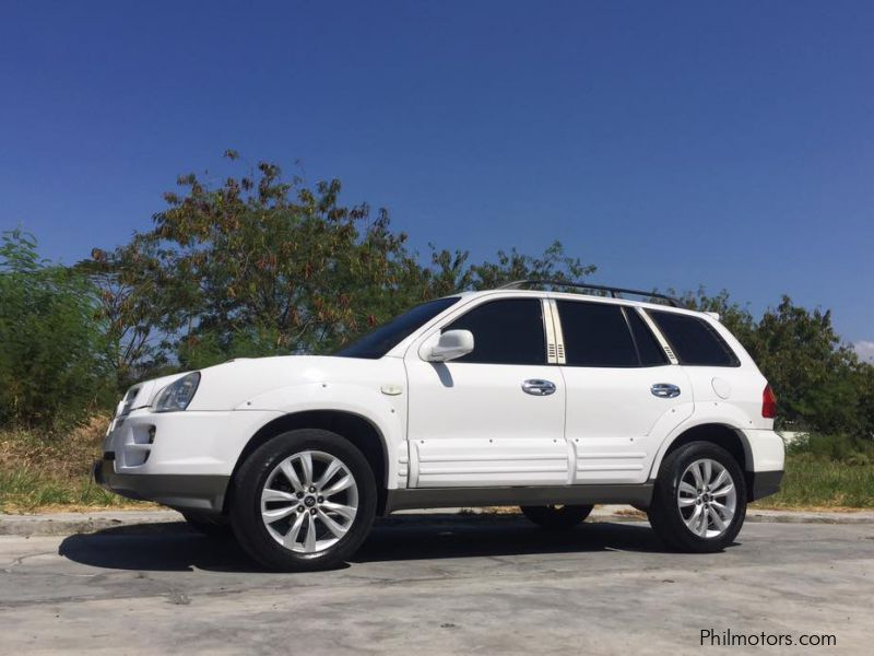 Used Hyundai Santa Fe for sale in Paranaque City
