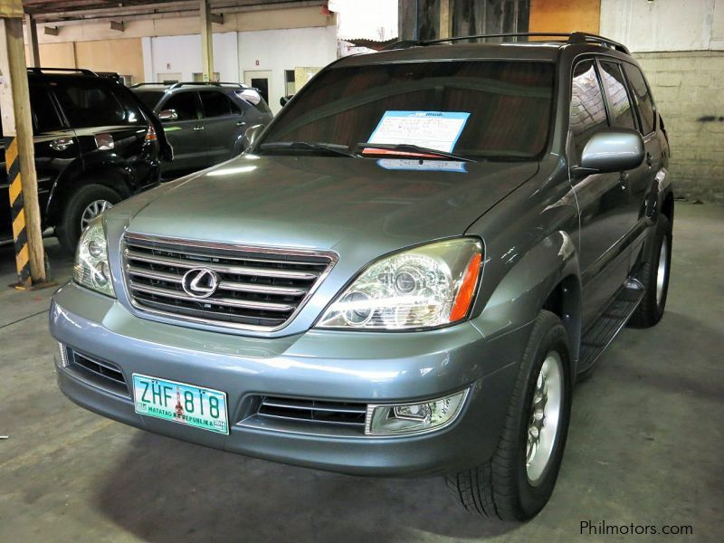 Used Lexus GX 470 in Pasig City