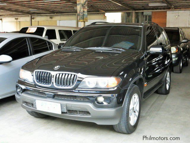 Used BMW X5 in Pasig City