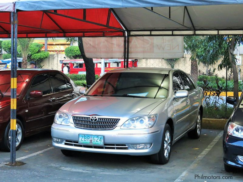Used Toyota Camry for sale in Rizal