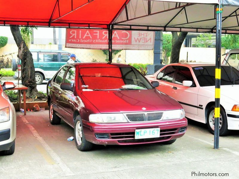 Used Nissan Sentra EX Saloon for sale in Rizal