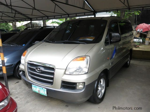 Used Hyundai Grand Starex for sale in Rizal