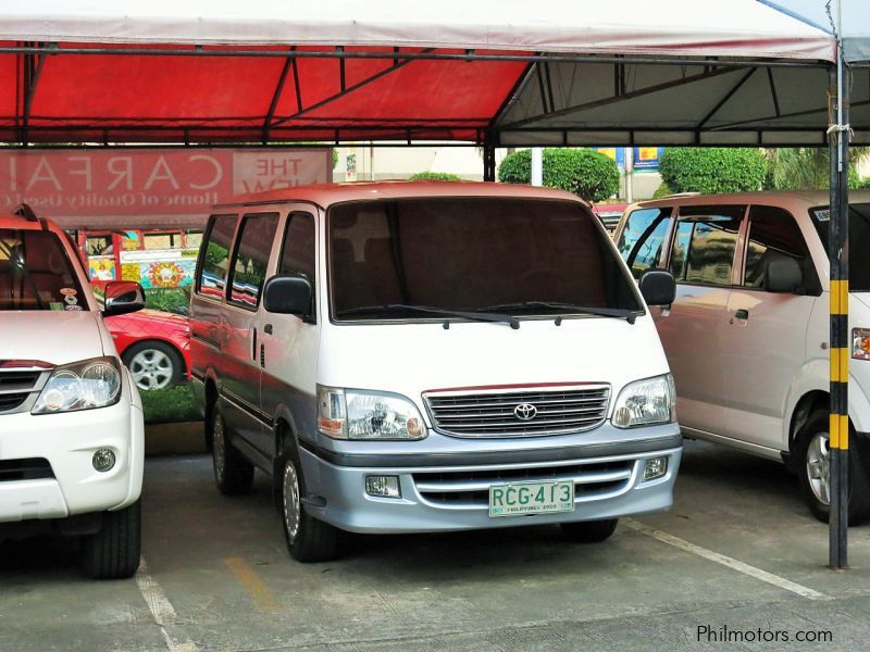 Used Toyota Hi-Ace  for sale in Rizal