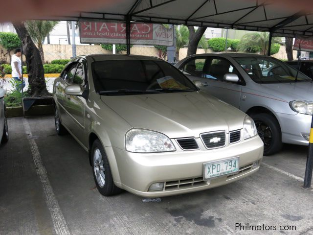 Pre-owned Chevrolet Optra for sale in Rizal