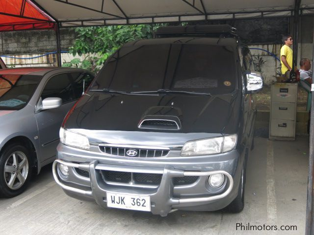 Used Hyundai Starex for sale in Rizal