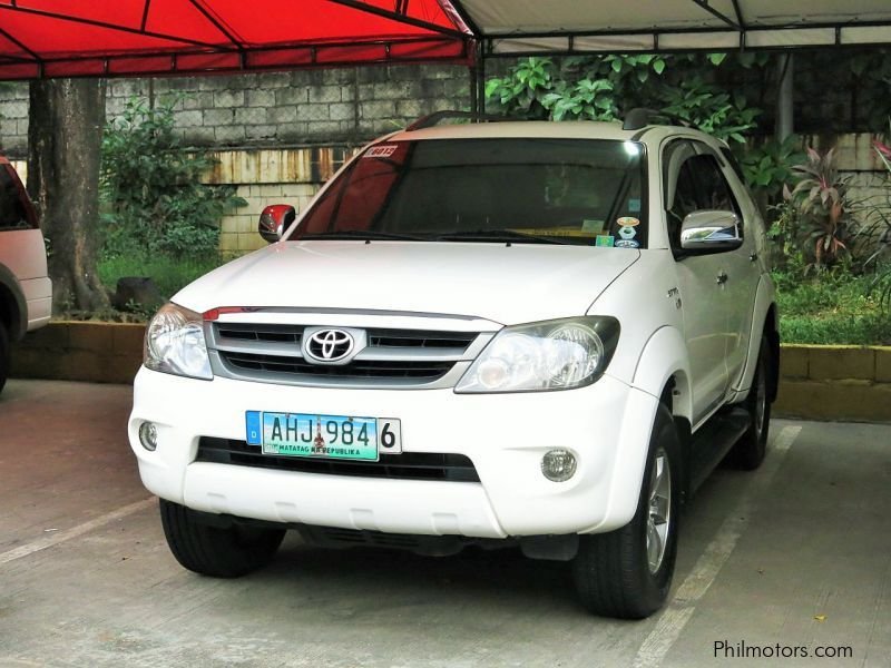 Used Toyota Fortuner G VVTi for sale in Rizal
