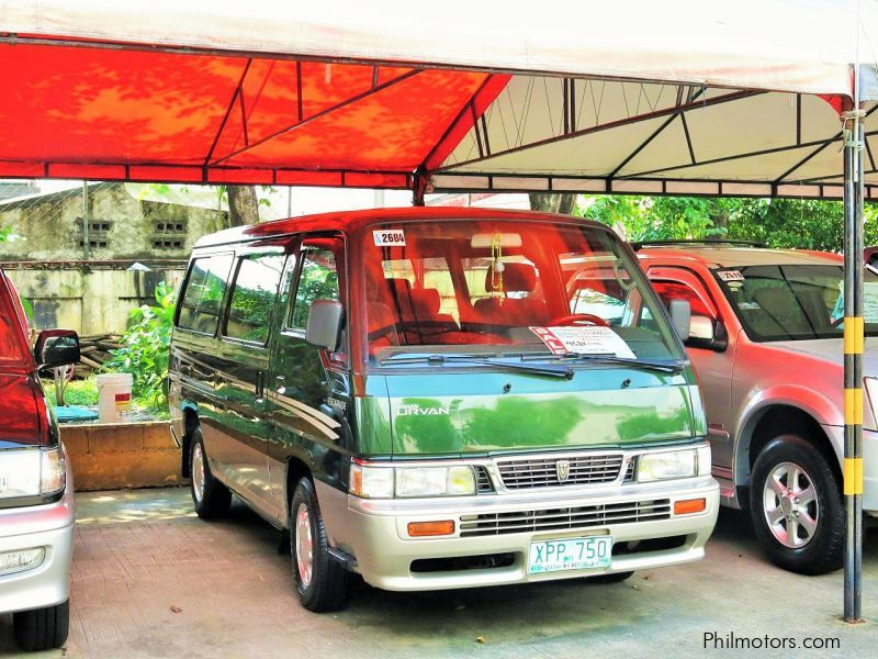 Used Nissan Urvan Escapade for sale in Rizal