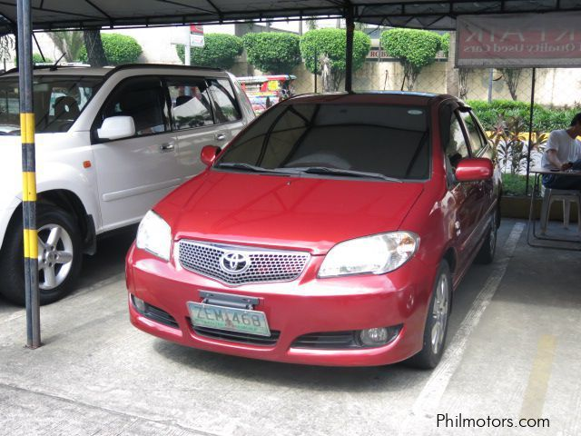 Pre-owned Toyota Vios for sale in Rizal