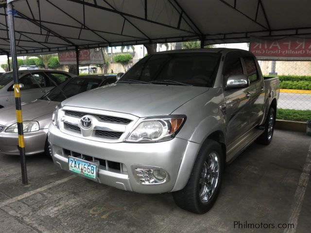 Used Toyota Hilux for sale in Rizal