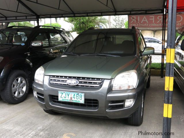 Used Kia Sportage for sale in Rizal