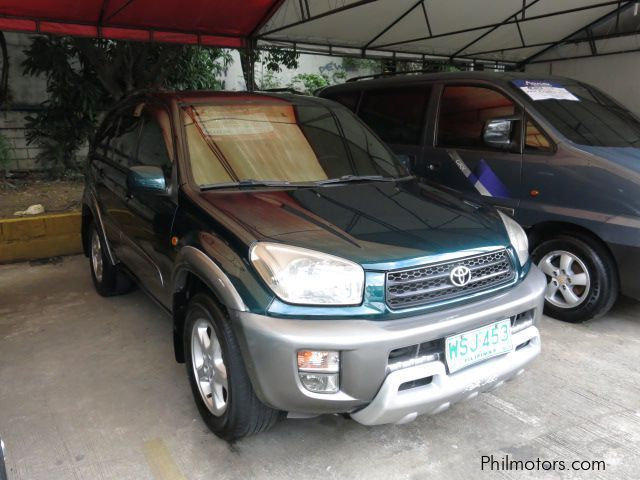 Used Toyota Rav 4 for sale in Rizal