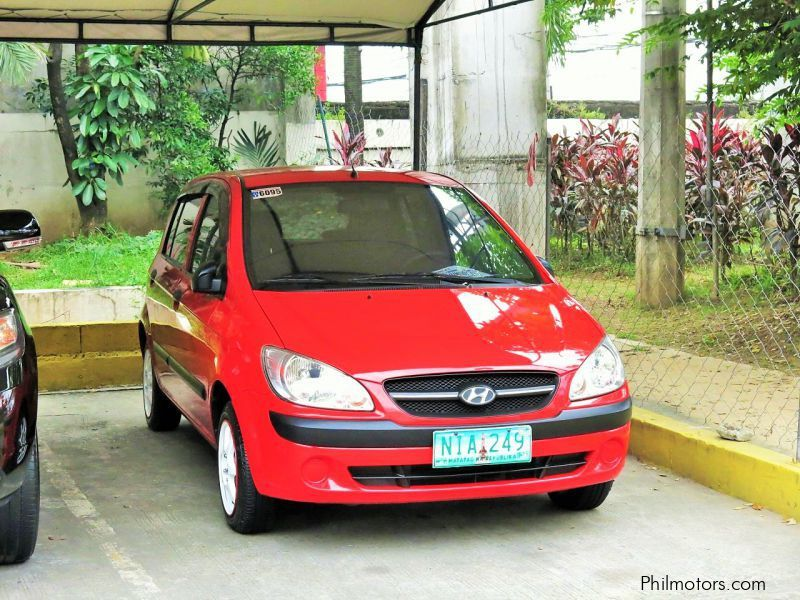 Used Hyundai Getz for sale in Rizal