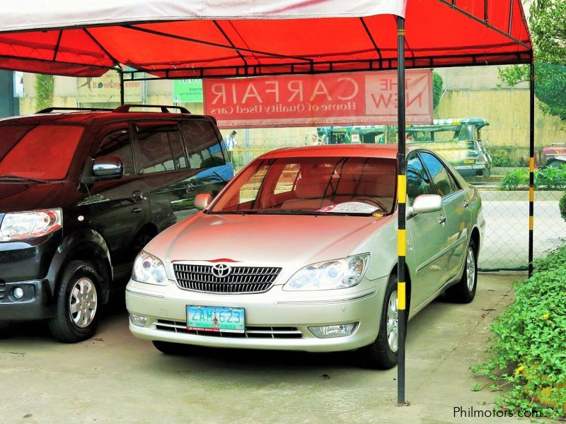 Used Toyota Camry E for sale in Rizal