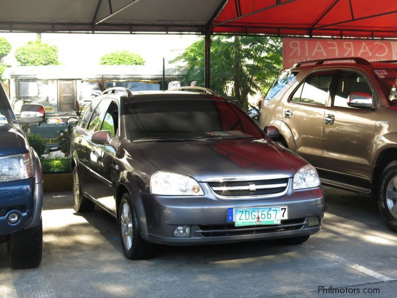 Used Chevrolet Optra LS for sale in Rizal