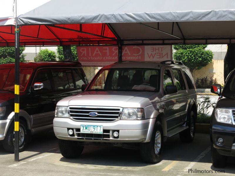 Used Ford Everest for sale in Rizal