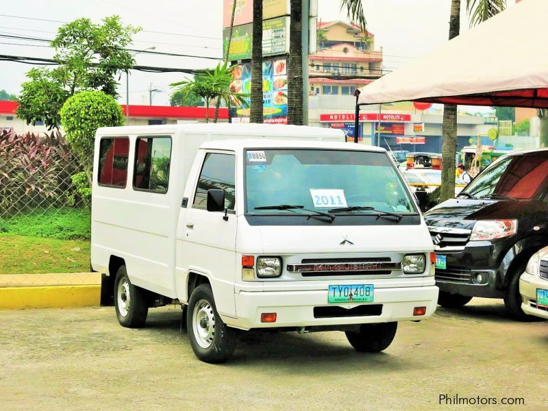Used Mitsubishi L300 FB Deluxe for sale in Rizal