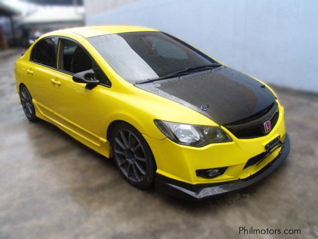 Pre-owned Honda Civic 2.0s for sale in Cebu