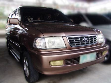 Used Toyota Revo GLX in Philippines