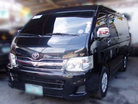 Used Toyota Hi Ace Grandia in Philippines