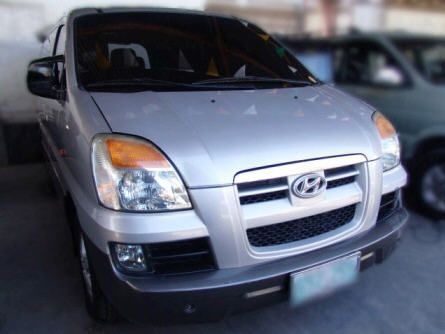 Used Hyundai Starex GRX in Philippines