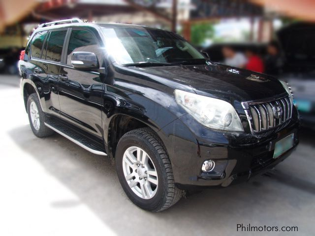 Pre-owned Toyota Landcruiser Prado for sale in Cebu
