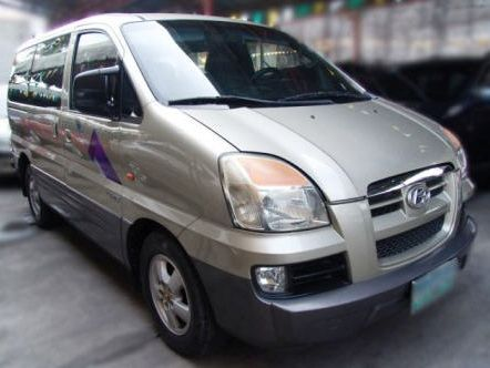 Used Hyundai Starex CRDI in Philippines