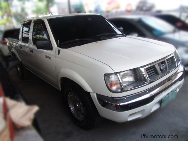 Pre-owned Nissan Frontier for sale in Cebu